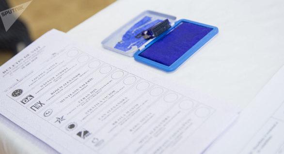 CEC dă start tipăririi buletinelor de vot pentru turul doi al alegerilor primarului de Chișinău. Două din trei buletine vor fi în română