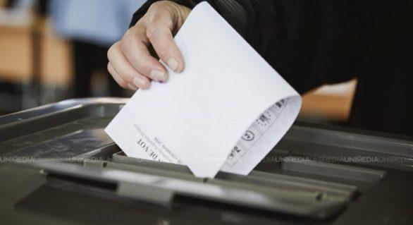 Câte buletine de vot vor fi tipărite la alegerile din 20 mai