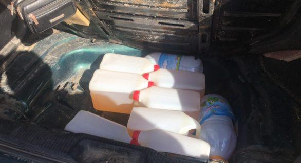 Ucrainean cercetat penal pentru tentativă de contrabandă cu pesticide la intrarea în Moldova