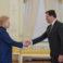 Ambasadorul Serghei Mihov a prezentat scrisorile de acreditare președintelui Lituaniei, Dalia Grybauskaitė