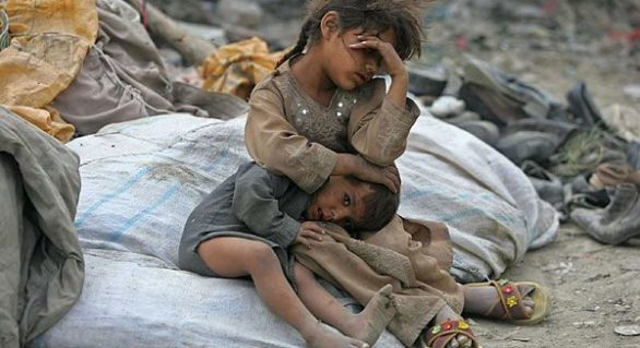 """Raport  """"Save the Children"""": Mai mult de jumătate dintre copiii de pe Terra, amenințați de războaie, sărăcie și discriminări"""