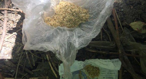Un tânăr de 28 de ani reținut pentru păstrare și consum de substanțe narcotice