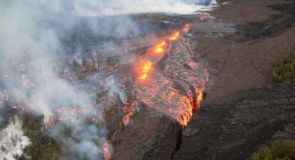 Ordin de evacuare pentru 10.000 de oameni în Hawaii. A erupt vulcanul Kilauea