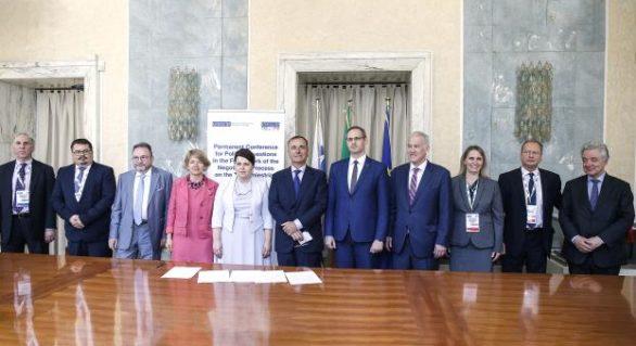 """O nouă rundă de negocieri în formatul """"5+2"""" s-a desfășurat la Roma. Ce rezultate au fost înregistrate"""