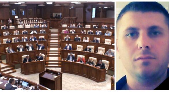 Majoritatea parlamentară respinge audierea ministrului de Interne în cazul decesului Serghei Bejenari, omorât în bătaie de apropiații lui Țuțu