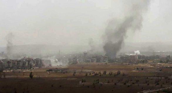 Combatanți rebeli sirieni își predau armele grele în centrul țării, urmând să fie evacuați spre nord