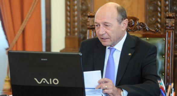 """Traian Băsescu se retrage din politică: """"A venit timpul să scriu cărțile mandatelor mele"""""""