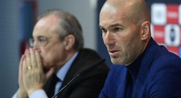 Zinedine Zidane nu mai este antrenorul lui Real Madrid