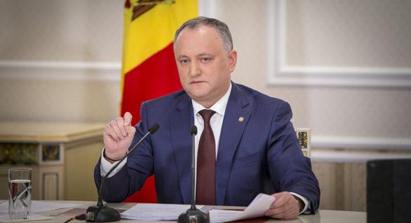 """Președintele Dodon nu are """"o problemă"""" cu numirea vicepreședintelui PD Cristina Balan în funcția de ambasador în SUA"""