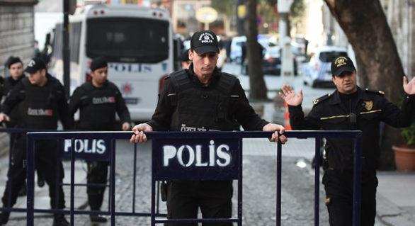 Redacția unui site de știri de opoziție, percheziționat de poliție la Istanbul