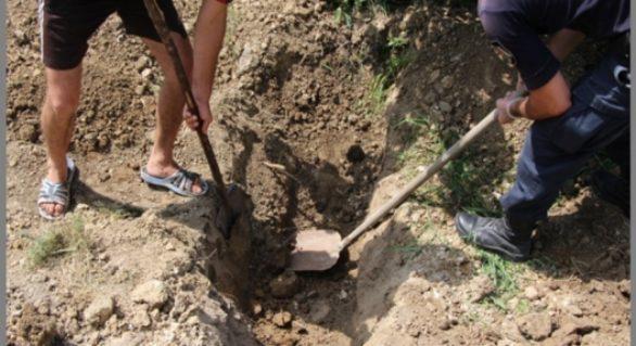 Bărbat din Criuleni și-a omorât concubina după care a îngropat-o în grădină, arzându-i hainele și telefonul mobil