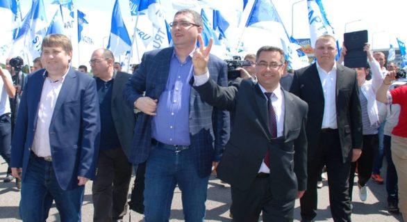 """Renato Usatîi planifică să revină în Moldova, trecând frontiera cu România după """"modelul Saakașvili"""""""