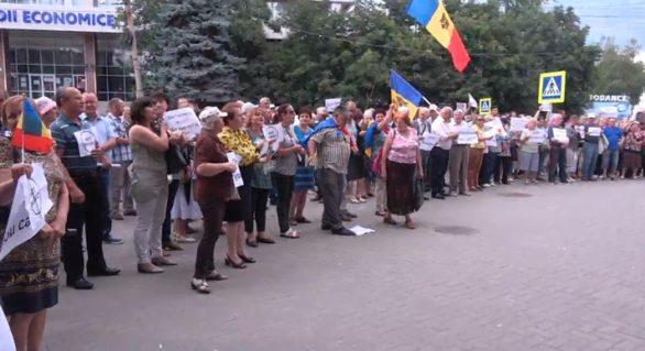 """(LIVE) Protestul """"Continuăm. Validați Mandatul!"""" față de invalidarea alegerilor locale din municipiul Chișinău"""