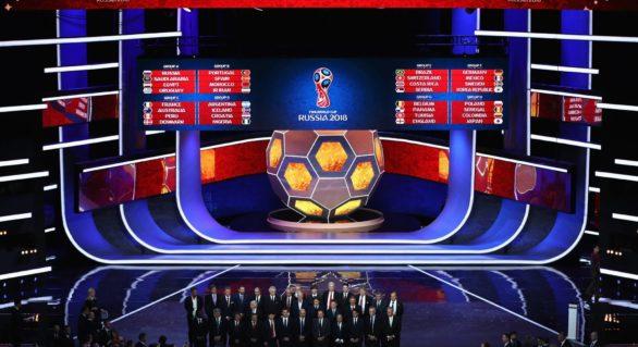 CM2018: Programul complet al turneului de fotbal din Rusia