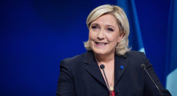 Marine Le Pen anunță ce decizie a luat Frontul Național din Franța pe tema schimbării numelui formațiunii
