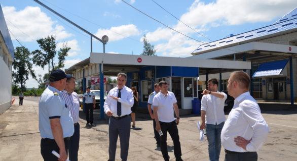 Postul vamal Sculeni va fi reconstruit capital, urmând să devină cel mai modern de la frontiera moldo-română