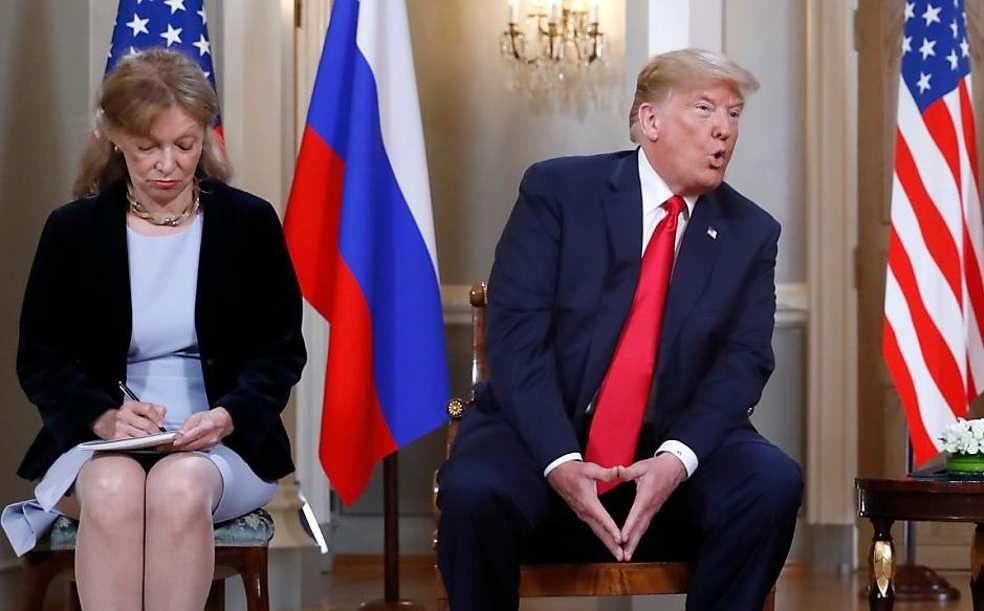 Aleși democrați din Congresul SUA vor ca translatoarea lui Trump la discuțiile cu Putin să depună mărturii