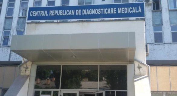Șef secție din cadrul Centrului republican de diagnosticare medicală, reținut de CNA