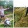 Chișinăuian căutat de poliție, reținut în nordul țării, la doar 50 de metri de frontieră