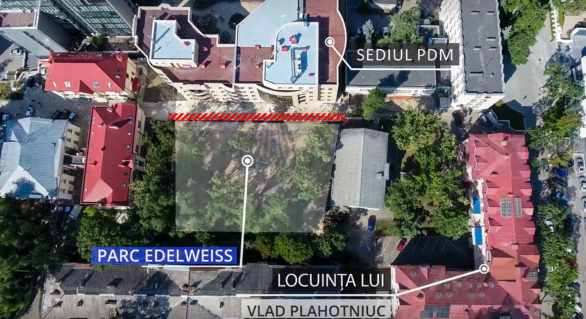 """RISE Moldova: Un milion pentru extinderea """"teritoriului democrat"""""""