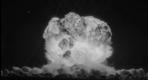 (VIDEO) Peste 250 de filmulețe cu teste nucleare din perioada Războiului Rece, declasificate și difuzate pe YouTube