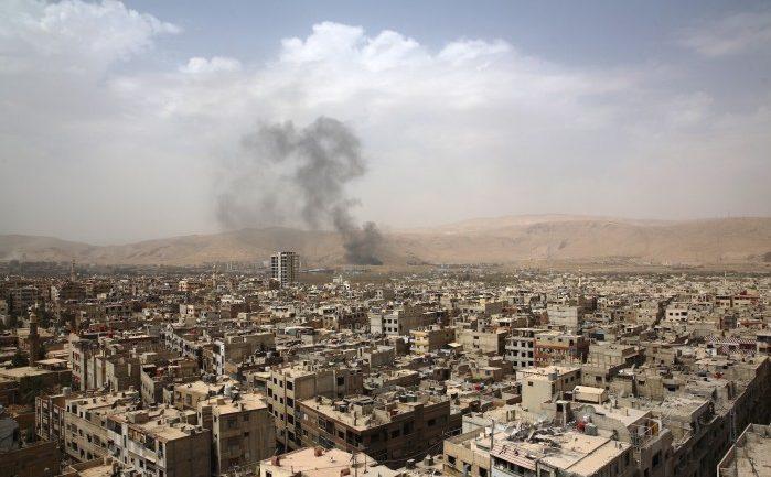 OSDO: Cel puțin 28 de civili, uciși într-un raid asupra unei redute jihadiste în estul Siriei
