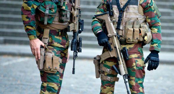 Mobilizare excepțională a forțelor de ordine la Bruxelles pentru summitul NATO și semifinala de fotbal Franța-Belgia