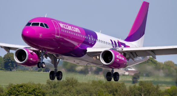 Wizz Air va lansa până la finele anului zboruri directe low cost din Chișinău spre Bruxelles, Paris și alte trei orașe din Europa