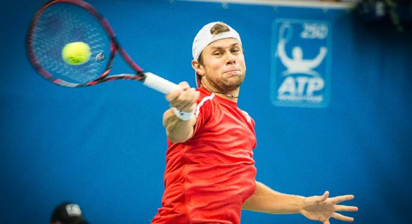 Debut de senzație pentru Radu Albot la turneul de Mare Șlem de la Wimbledon. Moldoveanul a trecut de nr. 12 mondial