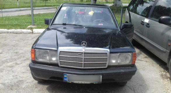 Un Mercedes căutat de trei luni prin INTERPOL de poliția ucraineană, descoperit la intrarea în țară. Proprietarul bănuia neregula