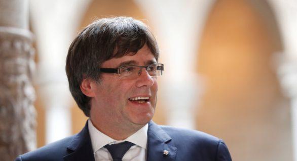 Spania retrage mandatele de arestare internaționale pentru Carles Puigdemont și alți cinci lideri catalani
