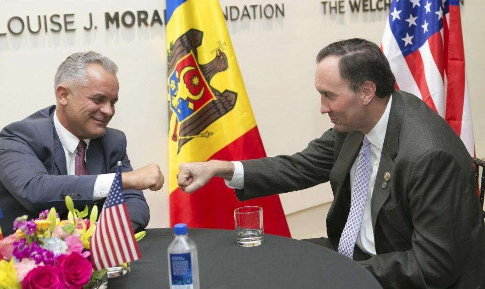 PDM, un nou contract de lobby în SUA în valoare de jumătate de milion