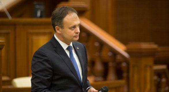 Candu, indignat pe decizia UE de a suspenda asistența macrofinanciară pentru Moldova: Se pare că noi vom fi pedepsiți pe nedrept