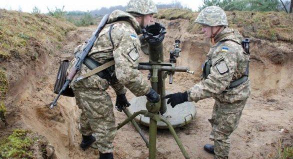 Trei soldați ucrainieni au murit într-o explozie suspectă, în timpul unui antrenament