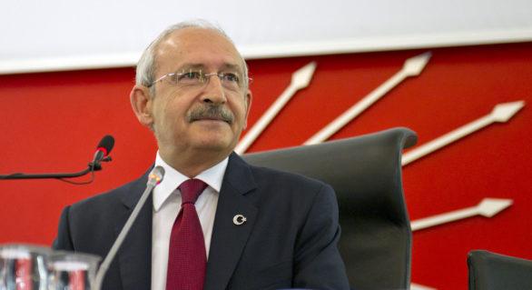Liderul principalului partid de opoziție din Turcia, amendat cu 75 de mii de dolari pentru defăimarea președintelui Erdogan