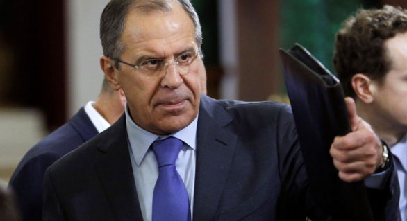 Serghei Lavrov: Moscova este la fel de bine informată ca înainte despre planurile Occidentului față de Rusia