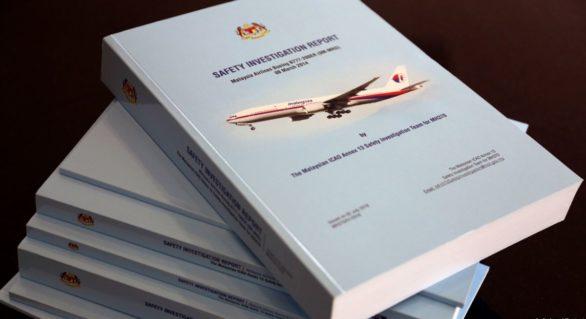 Malaezia: Nu există indicii noi în raportul anchetei privind dispariția zborului MH370