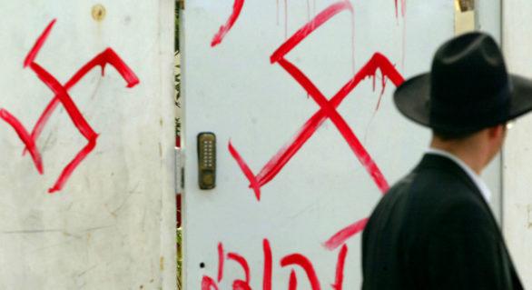 Numărul actelor antisemite în Germania, în creștere, în prima jumătate a anului