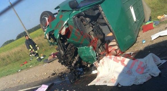 Șase moldoveni, morți în urma unui accident în Rusia. Filmul evenimentelor și reacția autorităților