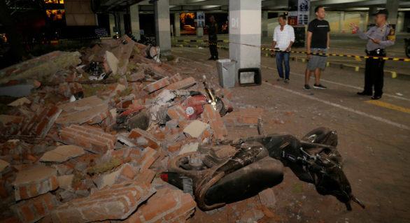 Peste 90 de morți și 200 răniți în urma unui seism de 7 grade în Indonezia