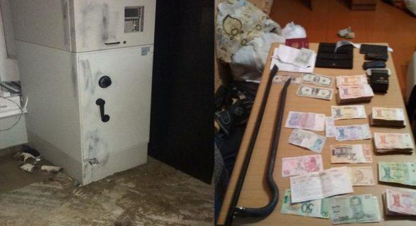 Poliția Capitalei a destructurat o grupare criminală specializată în furturi și tâlhării. Cu cagule pe cap și mănuși aceștia au avut mai multe spargeri
