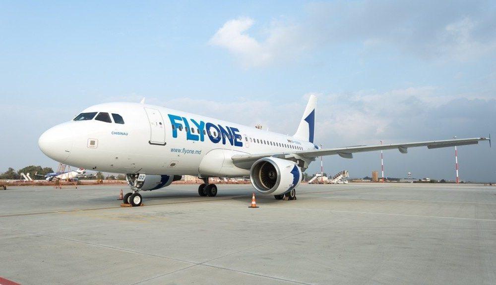 Avioanele companiei FlyOne, interzise în spațiul aerian al Federației Ruse