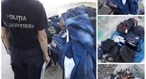 A cumpărat haine, genți și accesorii la un magazin din Soroca și intenționa să le vândă în Chișinău. Poliția de Frontieră i-a stricat planurile