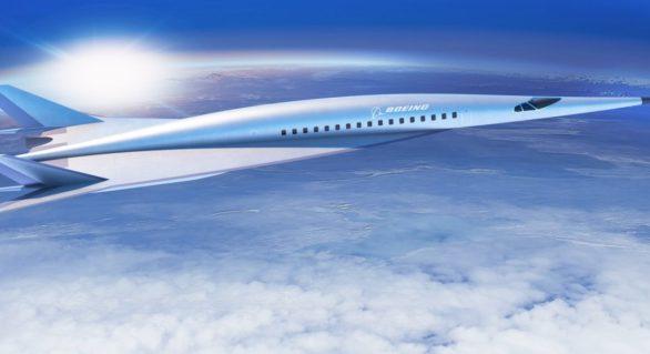 Boeing vrea să creeze o aeronavă hipersonică care să ajungă de la Londra la New York în doar două ore