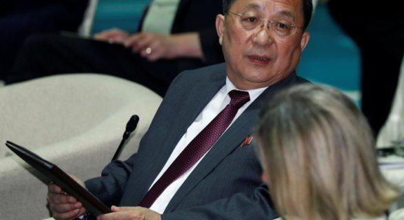 Presa nord-coreeană cere SUA să retragă sancțiunile impuse Phenianului