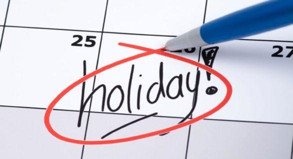 Nouă zile de odihnă pentru bugetari! Guvernul oferă vacanță din 25 august până pe 2 septembrie