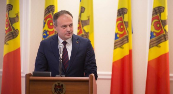 Andrian Candu: Noul Parlament va activa după reguli noi