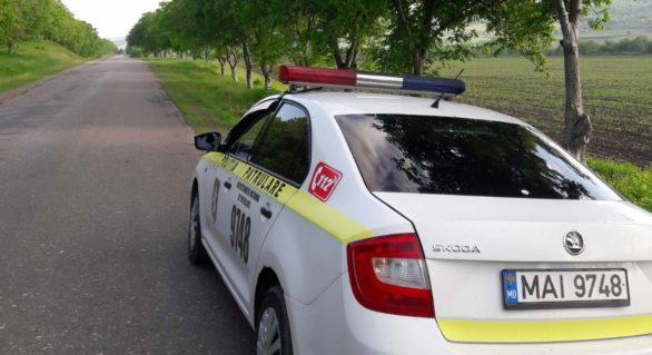 Mai multe mașini capcană și filtre de poliție pe traseele naționale