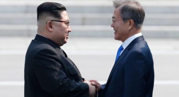 Coreea de Sud și Coreea de Nord au deschis un birou de legătură înainte de a treia întâlnire din acest an dintre liderii lor