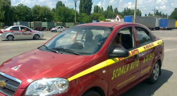 Trafic de influență la Bălți: 600 de euro pentru note bune la promovarea probelor la eliberarea permisului de conducere